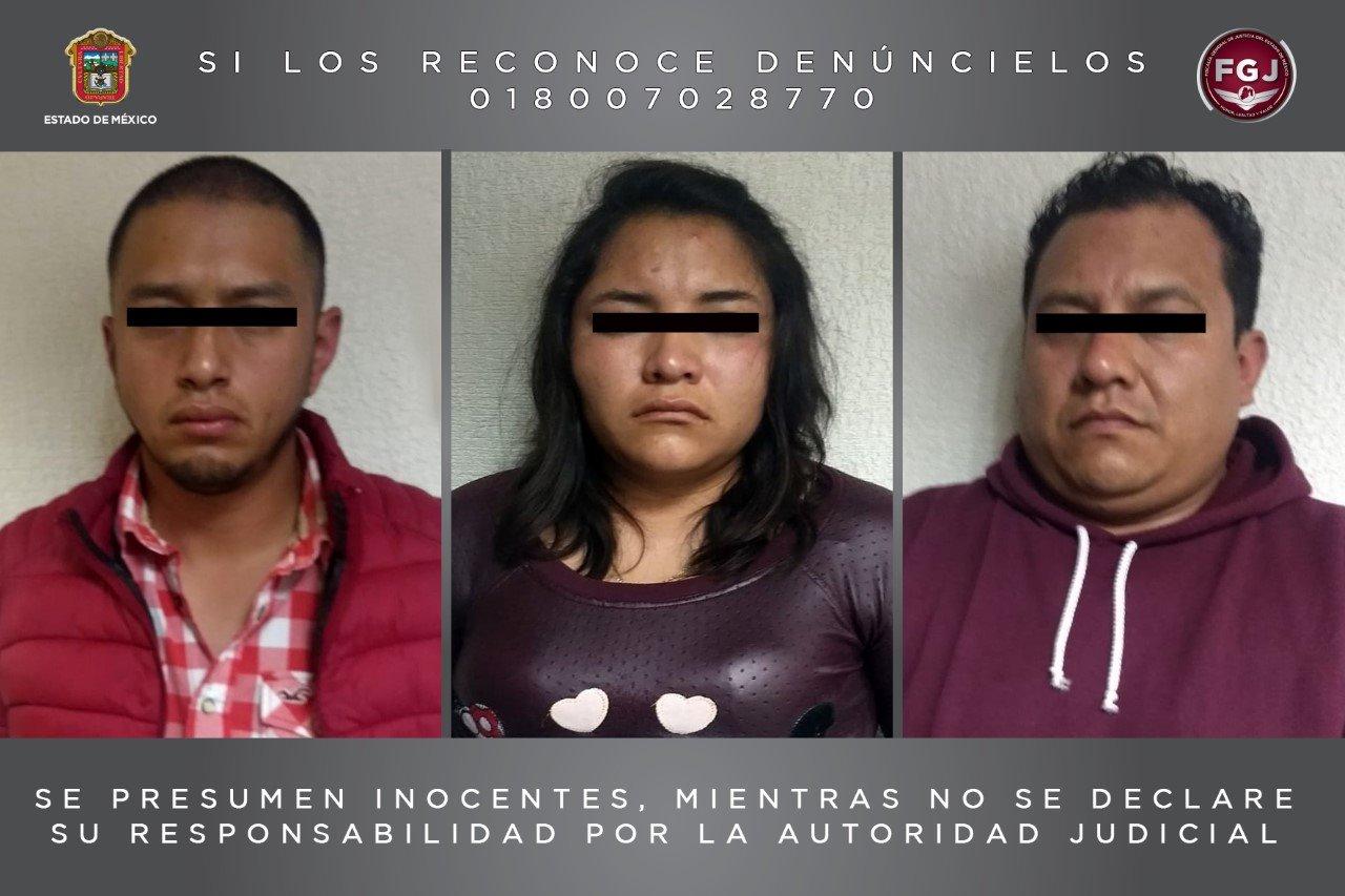INICIAN PROCESO LEGAL CONTRA TRES PROBABLES ASALTANTES