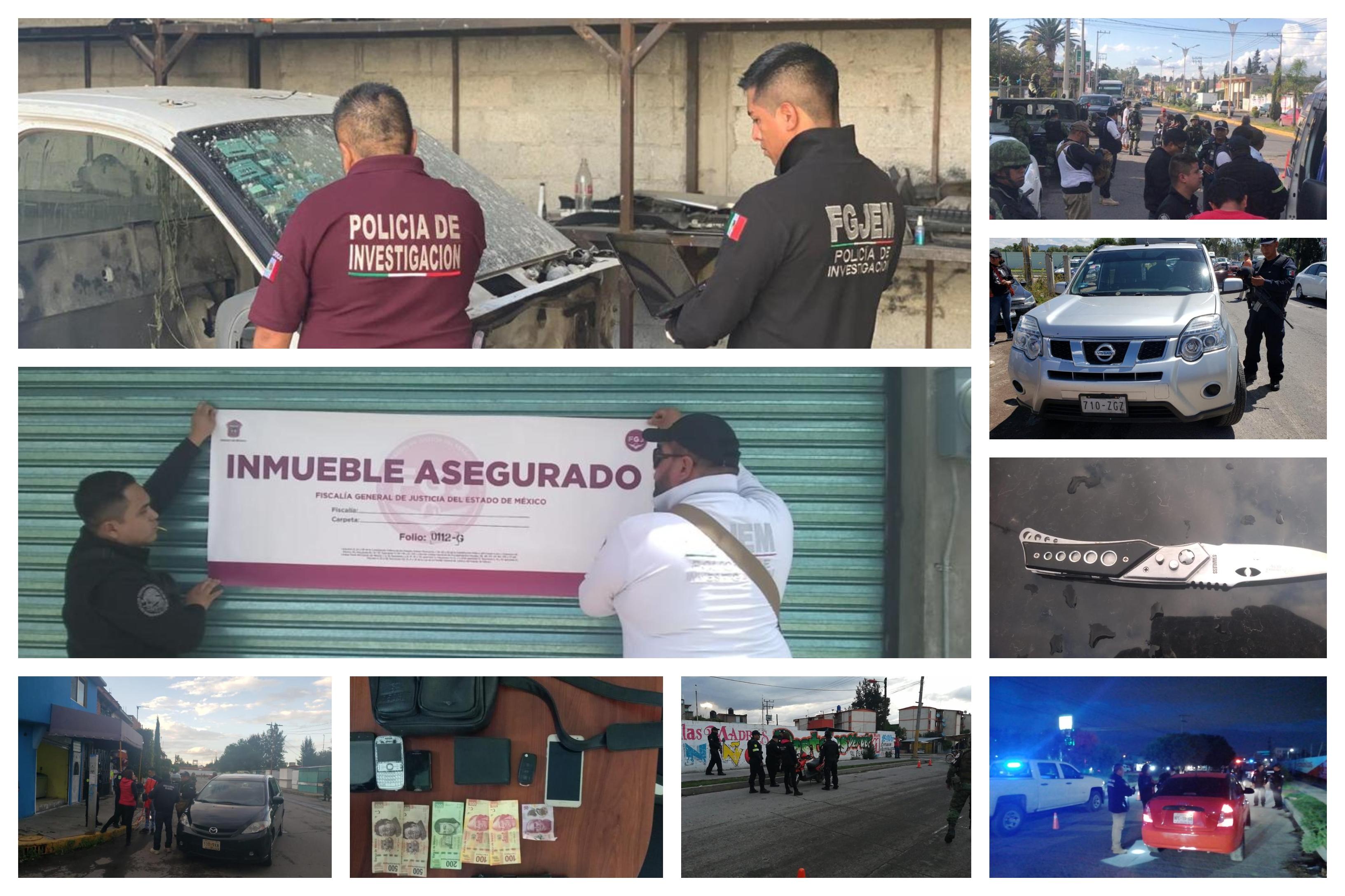 VIDEO: DETIENEN A 72 EN OPERATIVO DE ACOLMAN, JALTENCO, NEXTLALPAN, TECÁMAC Y TONANITLA