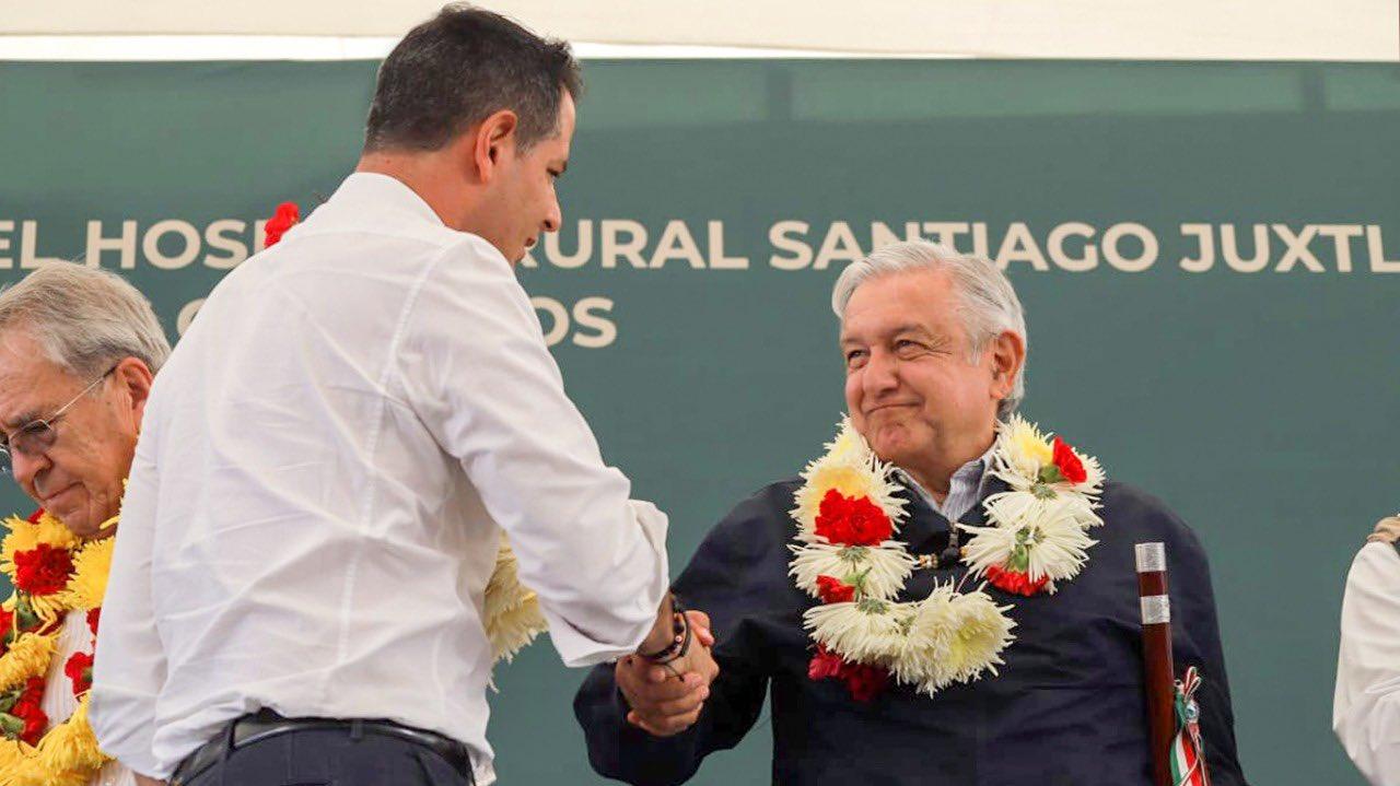 AMLO RECONOCE QUE EL DINERO DE SUBASTAS NO SE HA ENTREGADO POR TRABAS BUROCRÁTICAS