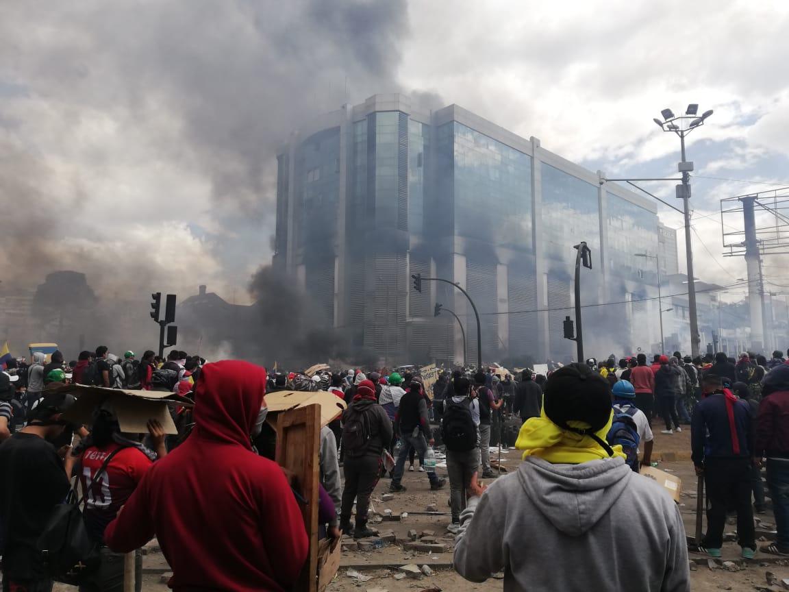 LENÍN DECRETA TOQUE DE QUEDA Y MILITARIZACIÓN EN QUITO