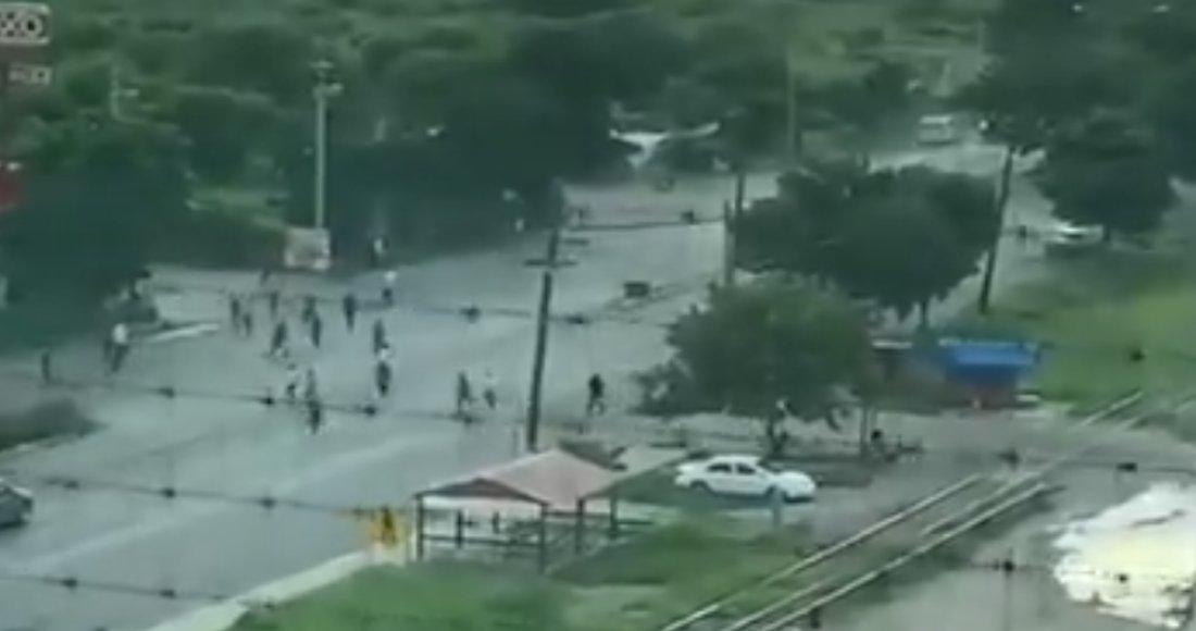 CONFIRMAN AUTORIDADES LA FUGA DE REOS DEL PENAL AGUARUTO, EN CULIACÁN