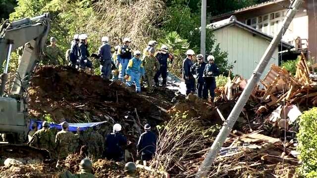 JAPÓN RECURRE A UN FONDO DE EMERGENCIA TRAS EL TIFÓN HAGIBIS