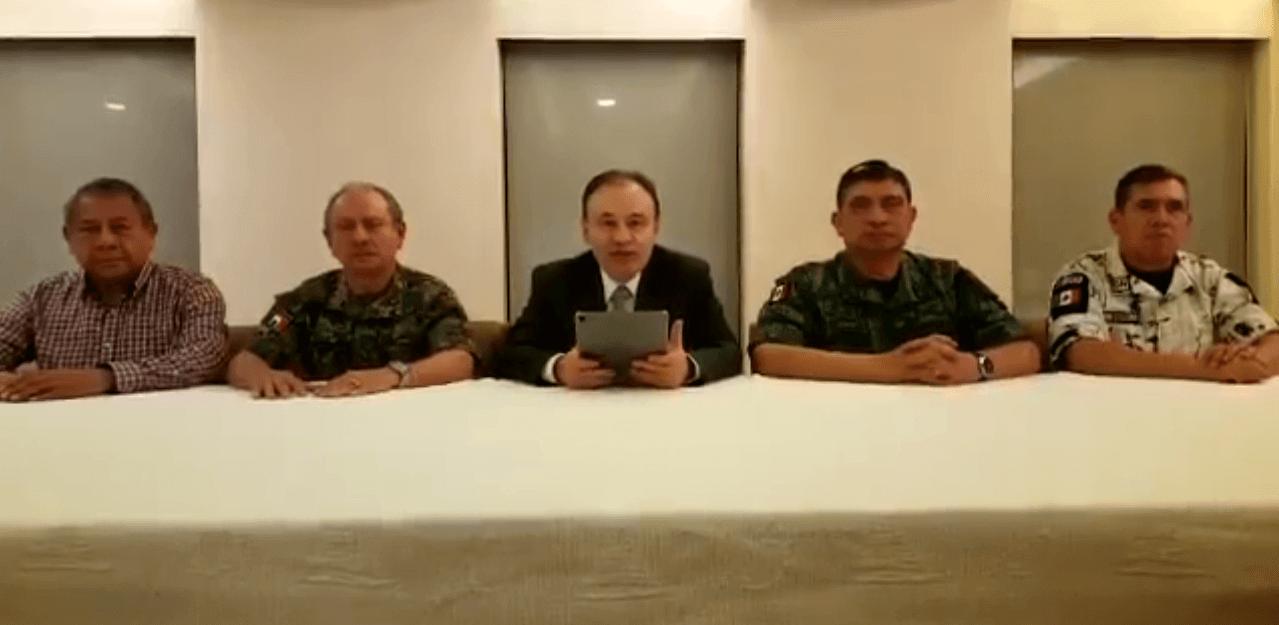 """CONFIRMA GABINETE DE SEGURIDAD LA DETENCIÓN DE OVIDIO GUZMÁN, HIJO DE """"EL CHAPO"""""""