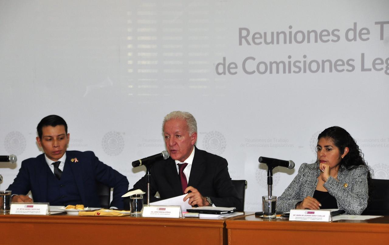 EDOMÉX CONSOLIDA BASES CONTRA EL CAMBIO CLIMÁTICO