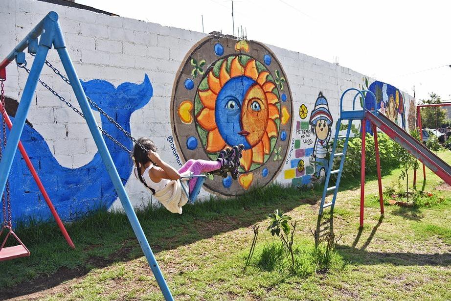 LANZAN CONVOCATORIA PARA QUE ARTISTAS URBANOS PLASMEN SU OBRA EN LOS BAJO PUENTES