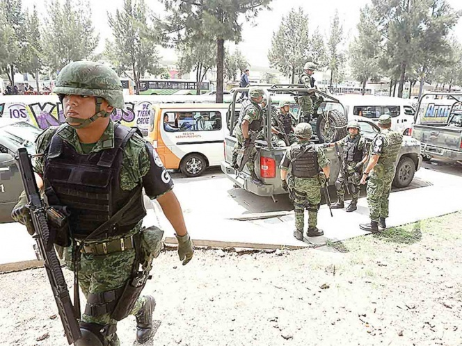 GUARDIA NACIONAL VIGILARÁ REGRESO DE MIGRANTES