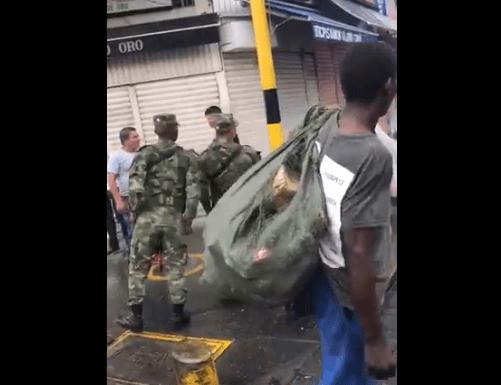 VIDEOS: CALI ESTÁ EN ALERTA POR SAQUEOS Y ENFRENTAMIENTOS EN MEDIO DE TOQUE DE QUEDA