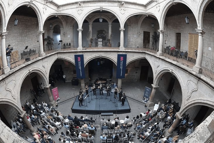 SIGUE LA COBERTURA DEL FESTIVAL DE MÚSICA DE MORELIA 2019