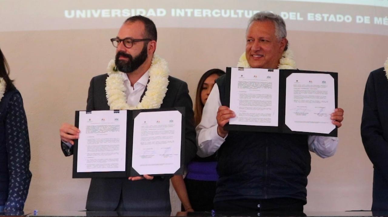 FIRMAN ACUERDO PARA OTORGAR A COMUNIDADES INDÍGENAS ORIENTACIÓN Y DEFENSA JURÍDICA
