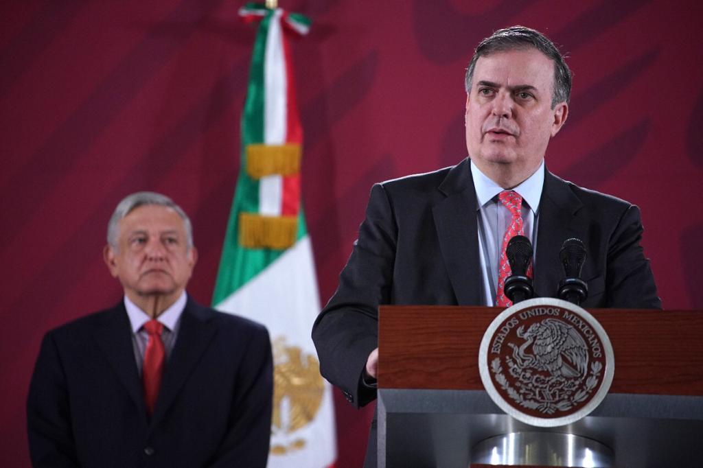 TRAS RENUNCIA DE EVO MORALES, MÉXICO PEDIRÁ REUNIÓN URGENTE EN LA OEA: EBRARD