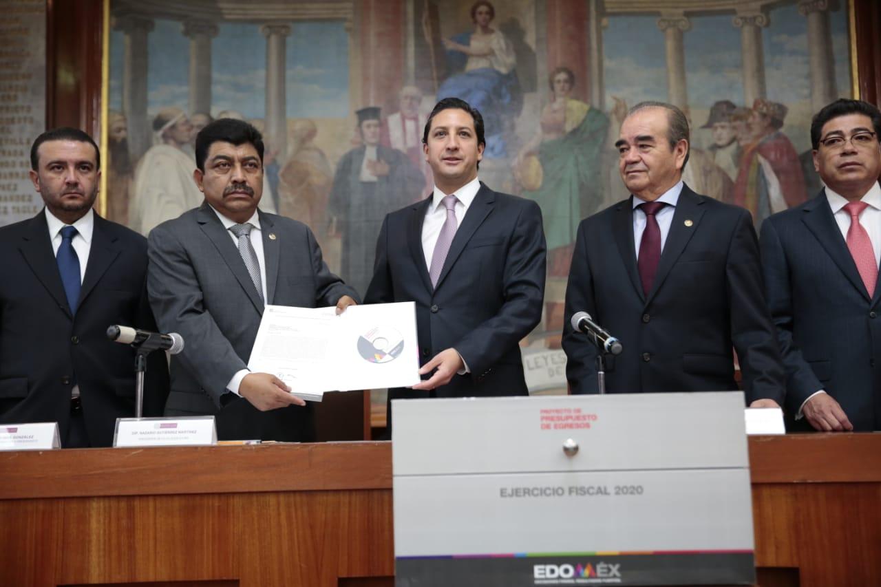 ENTREGA GEM PROPUESTA DEL PAQUETE FISCAL 2020