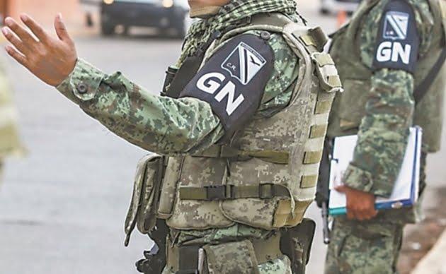 LIBERAN A ELEMENTOS DE LA GUARDIA NACIONAL RETENIDOS EN GUERRERO