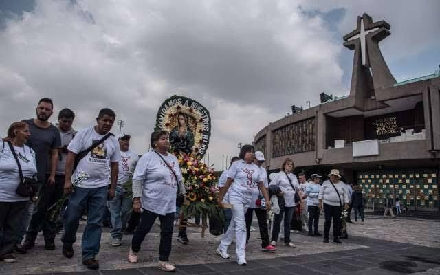 PIERDEN LA VIDA DOS PEREGRINOS EN ACCIDENTE CARRETERO, EN OAXACA