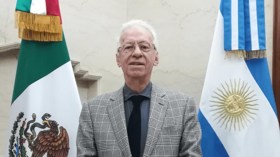LAMENTA AMLO RENUNCIA DE RICARDO VALERO, EXEMBAJADOR DE MÉXICO EN ARGENTINA
