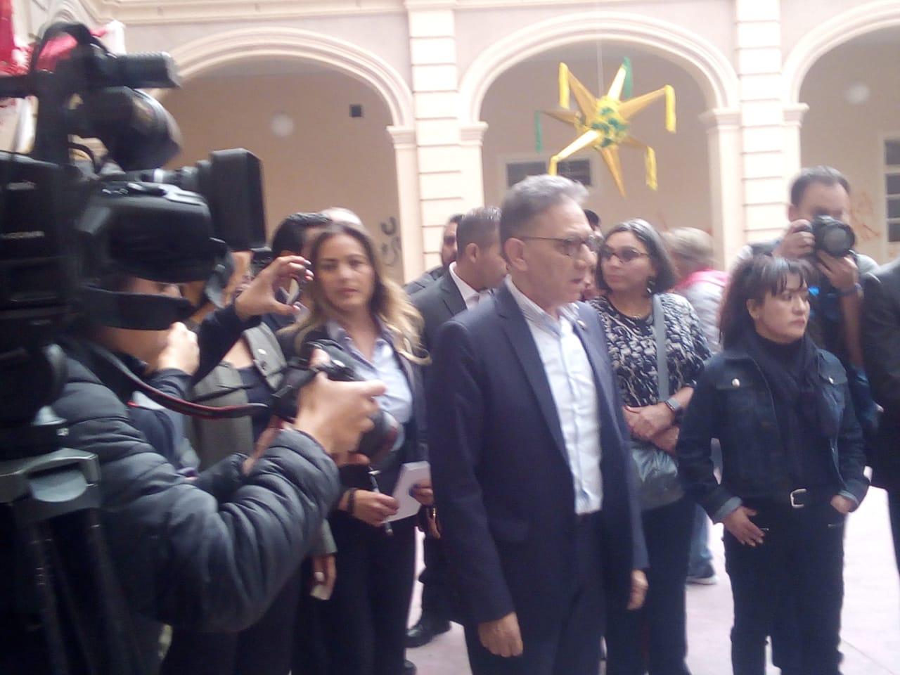LLAMA EL RECTOR DE LA UAEMEX A CONTINGENTES FEMINISTAS A LA RECONCILIACIÓN
