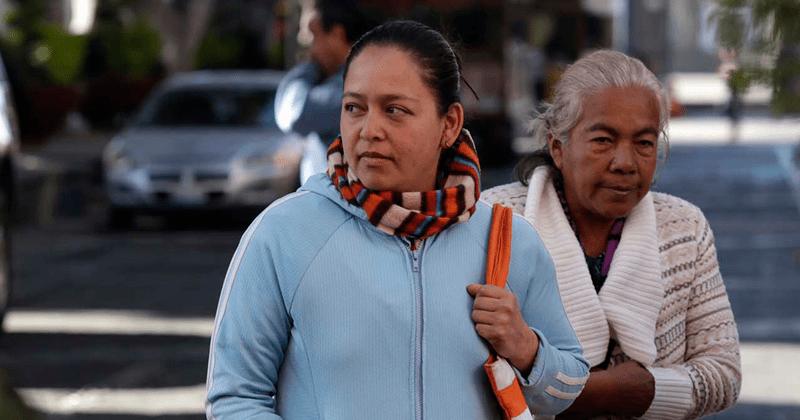 ABRÍGATE, SEGUIRÁ EL AMBIENTE MUY FRÍO