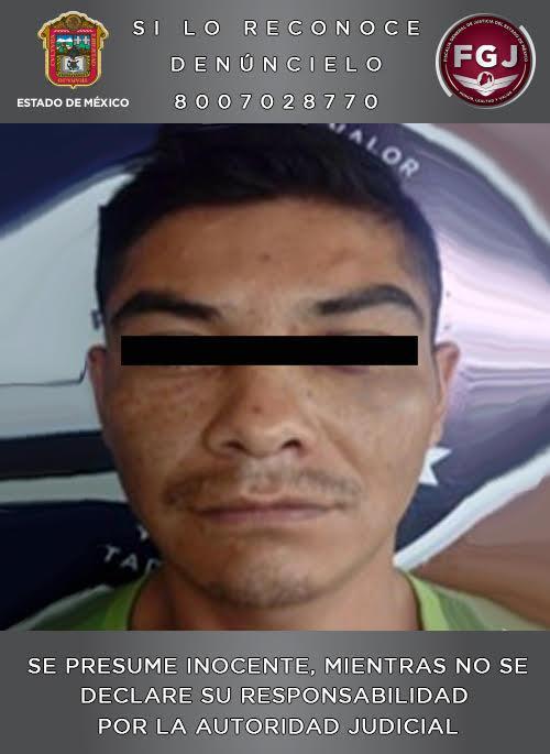 INICIAN PROCESO CONTRA UN PROBABLE HOMICIDA EN CHIMALHUACÁN