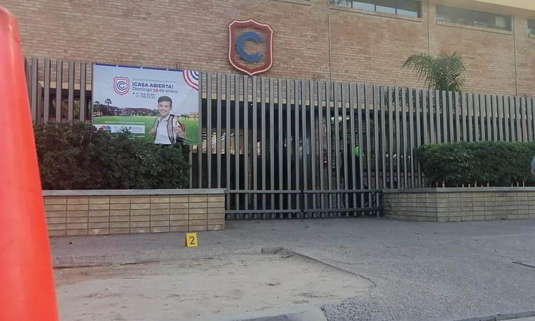 REALIZAN AUDIENCIA DE ABUELO DEL MENOR AUTOR DE TIROTEO EN EL COLEGIO CERVANTES