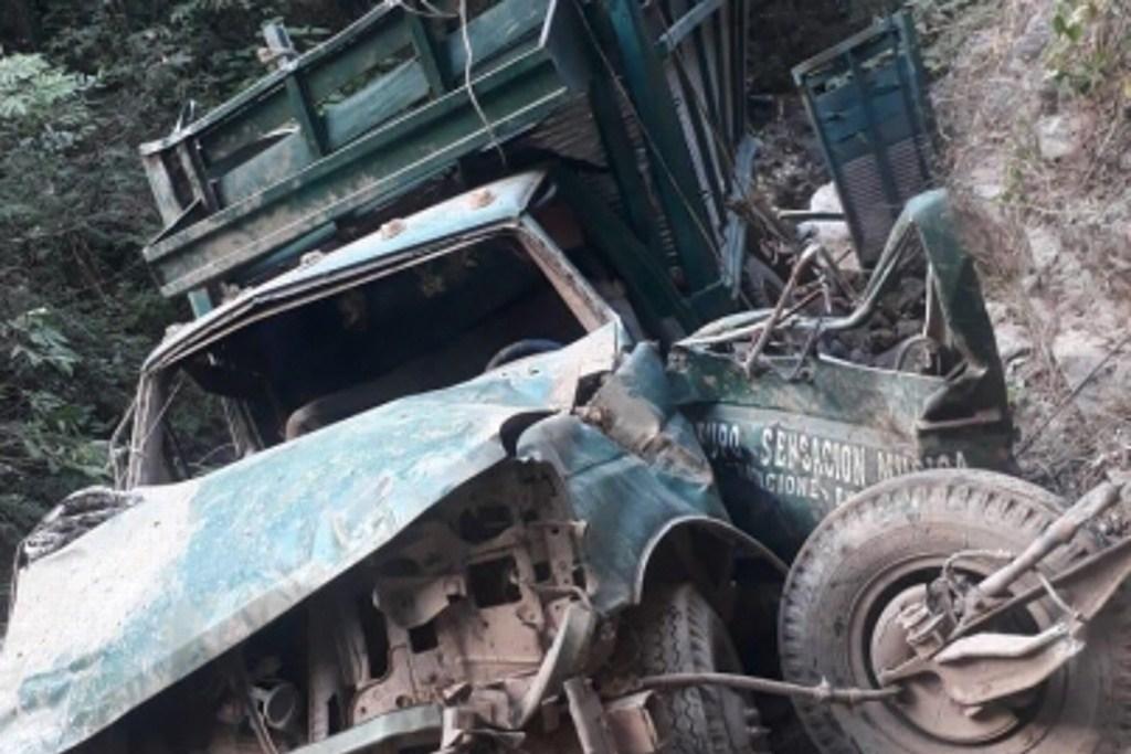 ENCUENTRAN CUERPOS  CALCINADOS DE MÚSICOS EN CHILAPA