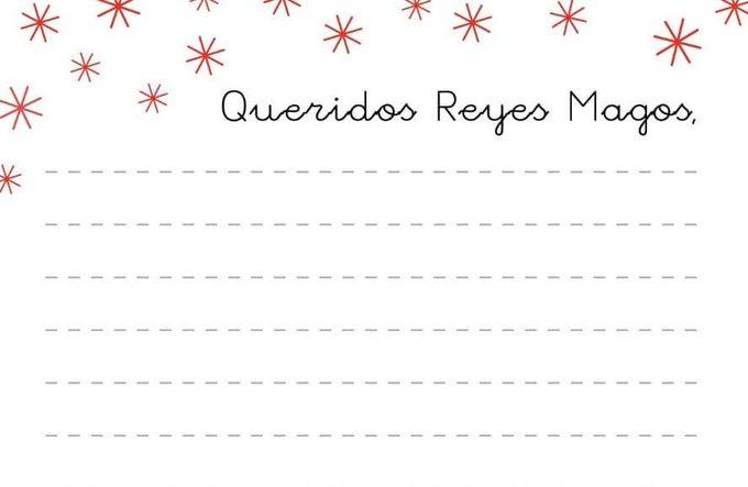 REYES MAGOS, SATURADOS DE CARTITAS