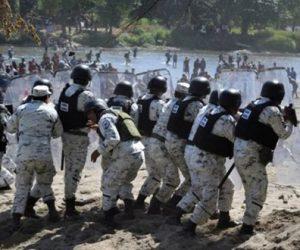 CNDH CONDENA TODO ACTO DE VIOLENCIA CONTRA LOS MIGRANTES