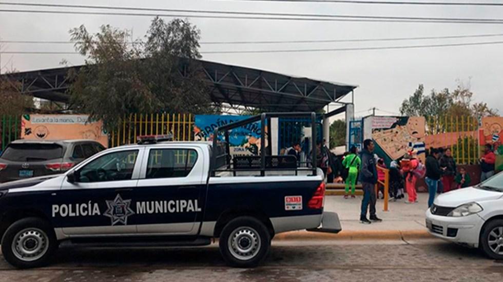 ROBAN EQUIPO ELECTRÓNICO EN ESCUELAS DE QUERÉTARO