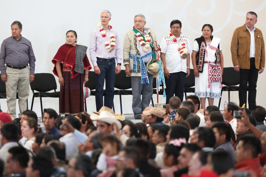 REFRENDA ALFREDO DEL MAZO COMPROMISO DE RESPALDAR AL INSABI Y FORTALECER LA SALUD DE LOS MEXIQUENSES
