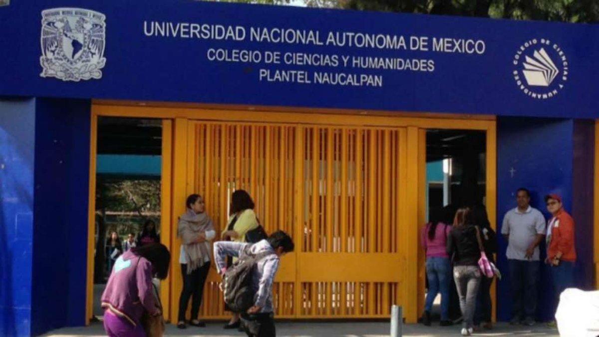 SE MANTIENEN EN PARO 11 PLANTELES DE LA UNAM