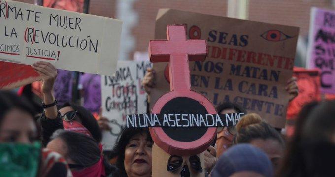 SE PRONUNCIA CONAVIM A FAVOR DE QUE EL FEMINICIDIO CONTINÚE COMO DELITO
