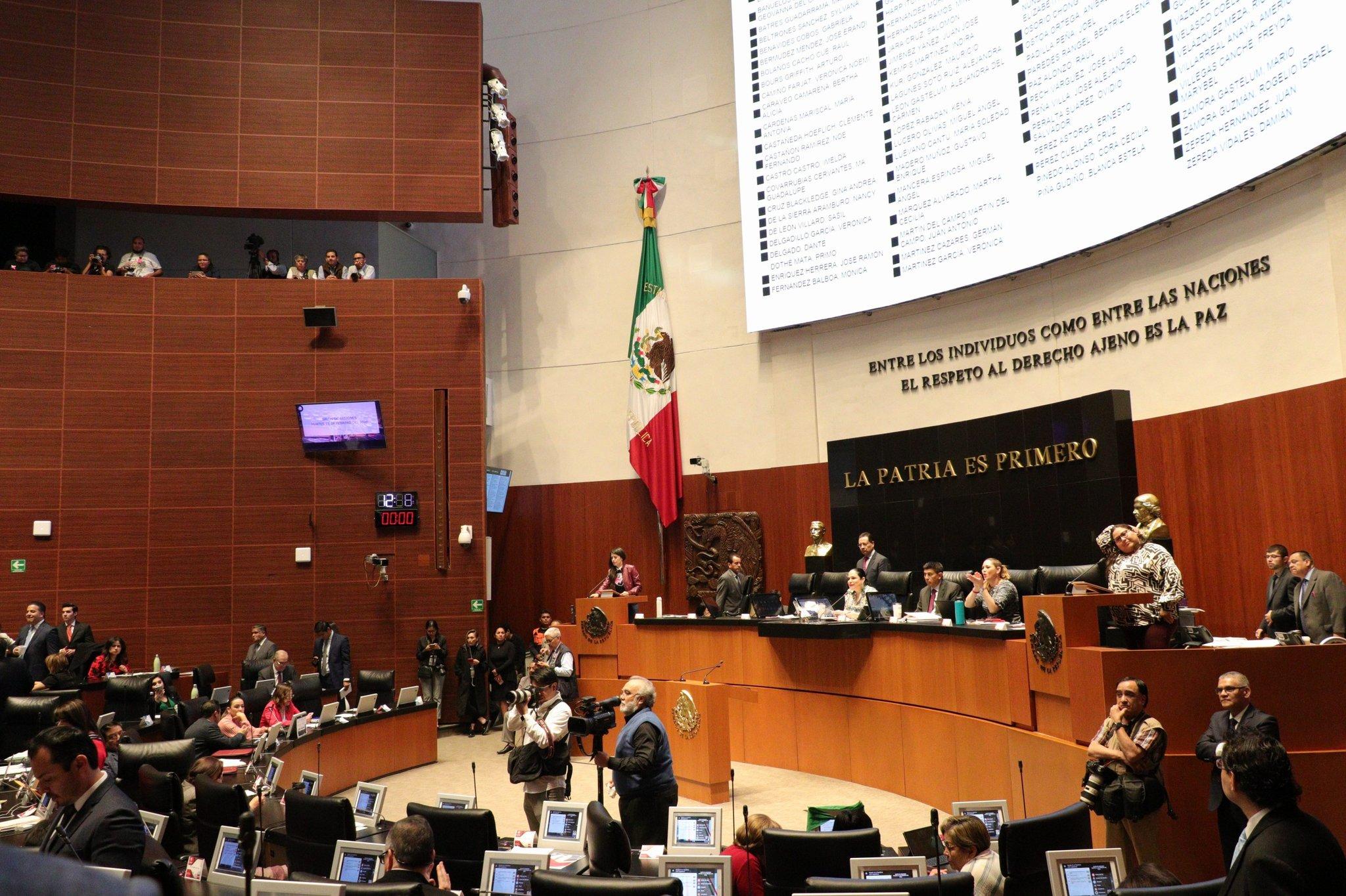APRUEBA SENADO AMPLIAR MEDIDAS DE PROTECCIÓN A MUJERES