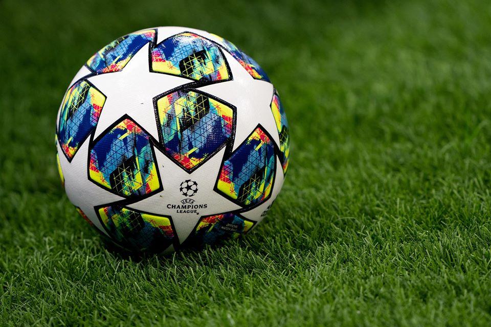 UEFA CHAMPIONS LEAGUE OCTAVOS DE FINAL IDA