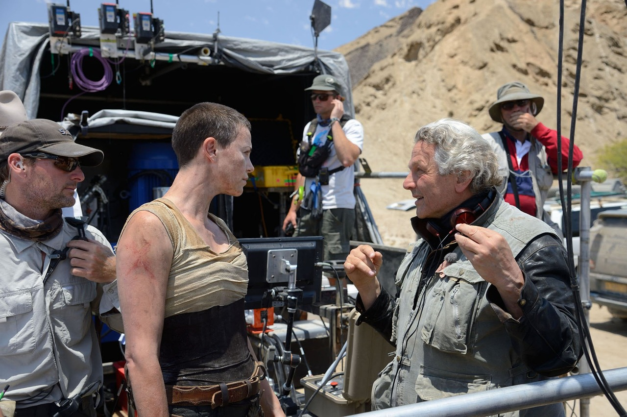 "CONFIRMAN FILMACIÓN DE LA SECUELA DE ""MAD MAX: FURY ROAD"""