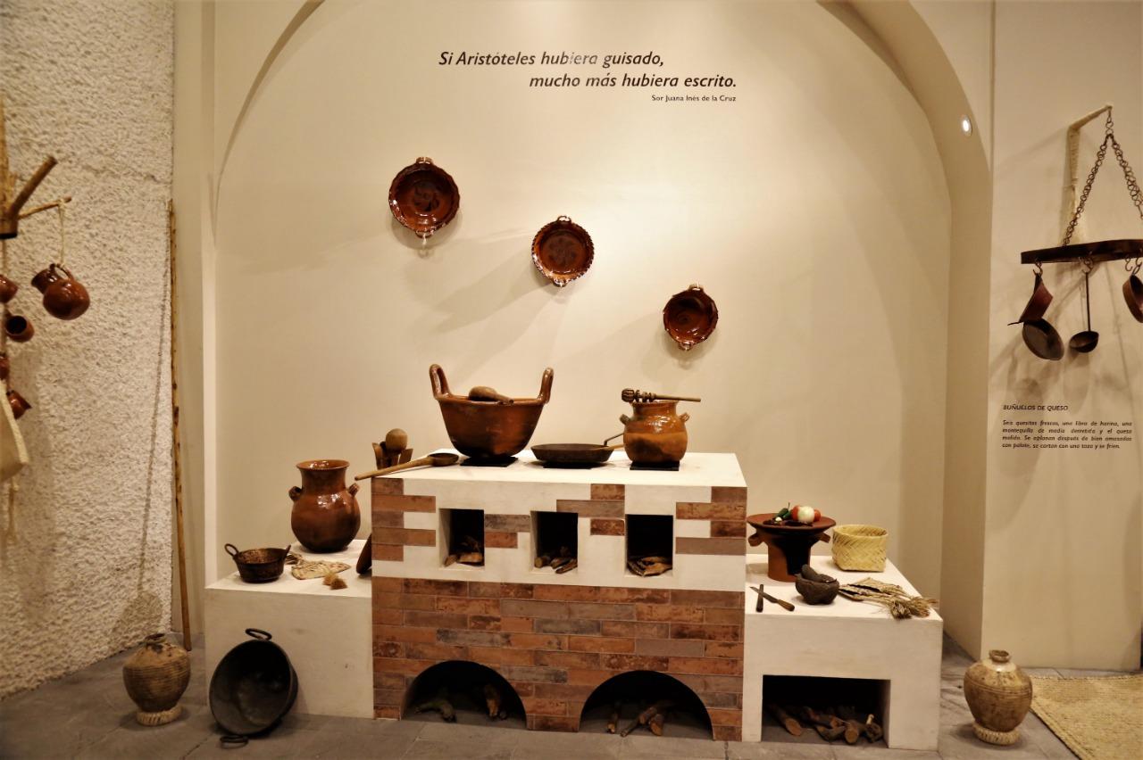 """INVITA MUSEO """"SOR JUANA INÉS DE LA CRUZ"""" AL TALLER COCINANDO CON SOR JUANA"""