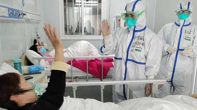 SUMAN MIL 365 MUERTOS Y MÁS DE 59 MIL INFECTADOS POR CORONAVIRUS EN CHINA