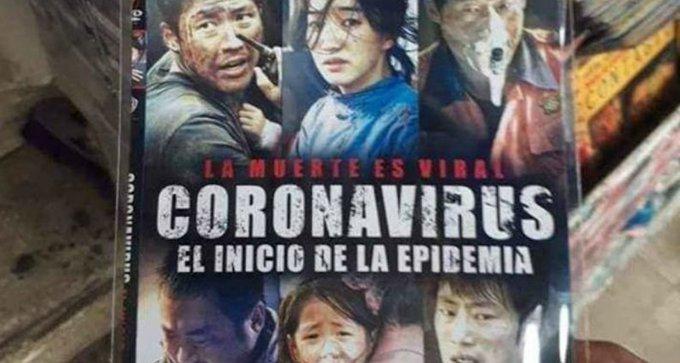 Porque soy mexicano, ¡Tepito vende películas del Coronavirus!