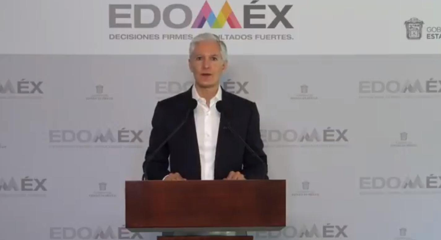 ANUNCIA ALFREDO DEL MAZO CIERRE DE GUARDERÍAS, MUSEOS, CINES, TEATROS, GIMNASIOS Y CENTROS NOCTURNOS