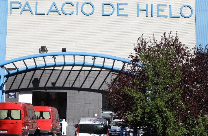 MADRID UTILIZARÁ CENTRO COMERCIAL COMO MORGUE PARA VÍCTIMAS DE COVID-19