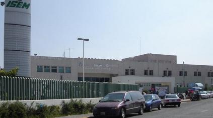 MANTIENE SALUD DIÁLOGO CON PERSONAL HOSPITALARIO DEL ISEM
