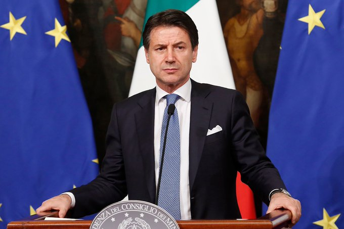 ITALIA LIMITA SALIDAS DE LA POBLACIÓN DEBIDO AL CORONAVIRUS