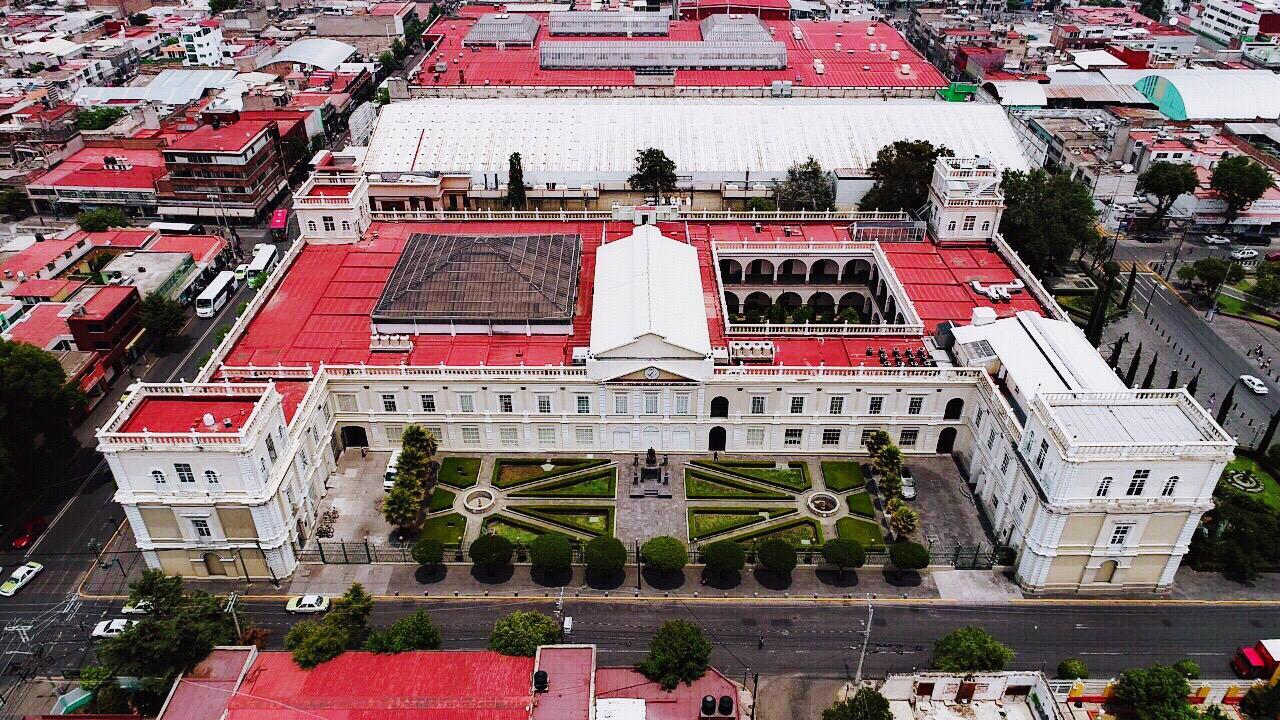RESPALDA CONSEJO UNIVERITARIO DENUNCIAS PENALES TRAS VANDALIZAR EL EDIFICIO DE LA UAEMÉX