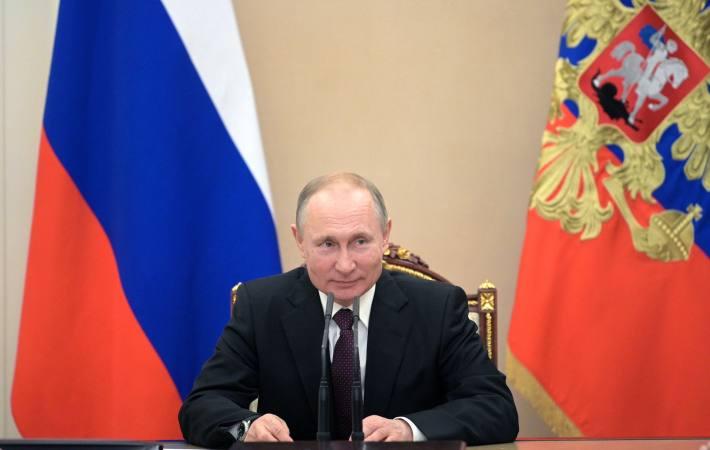 PUTIN LE DICE NO A LOS MATRIMONIOS IGUALITARIOS EN LA CONSTITUCIÓN RUSA