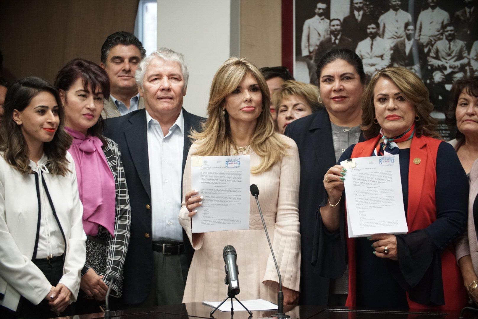 GOBERNADORA DE SONORA PRESENTA LEY OLIMPIA ANTE EL CONGRESO LOCAL