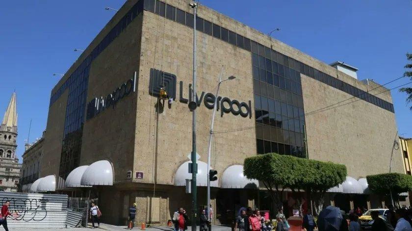 LIVERPOOL Y PALACIO DE HIERRO CIERRAN SUCURSALES EN MÉXICO POR COVID-19