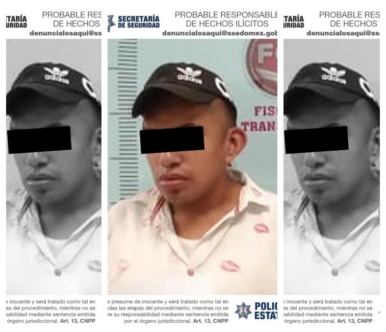 ARRESTAN A SUJETO POR SU PROBABLE PARTICIPACIÓN EN EL DELITO DE ROBO CON VIOLENCIA