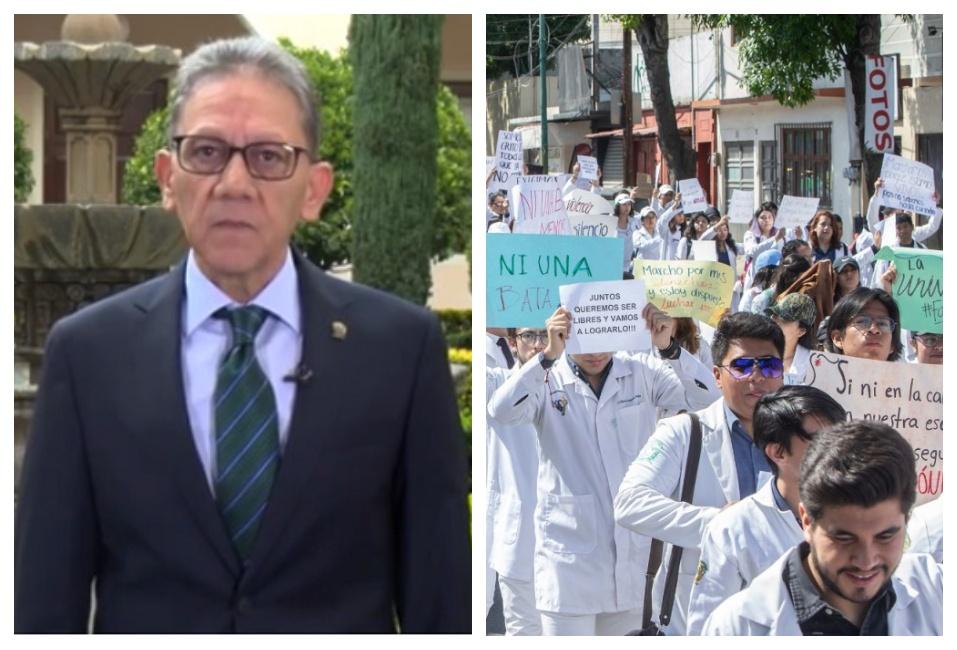 CONVOCA ALFREDO BARRERA A LA UNIDAD, EL DIÁLOGO RAZONABLE Y LA DENUNCIA FORMAL