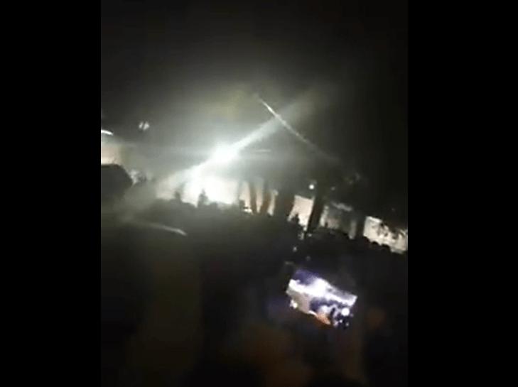 VIDEO: ENCAPUCHADOS TOMAN LAS INSTALACIONES DEL CCH NAUCALPAN