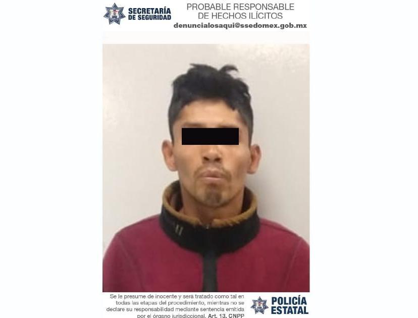 CAE SUJETO POR PRESUNTO ROBO CON VIOLENCIA A CONDUCTOR DEL TRANSPORTE PÚBLICO