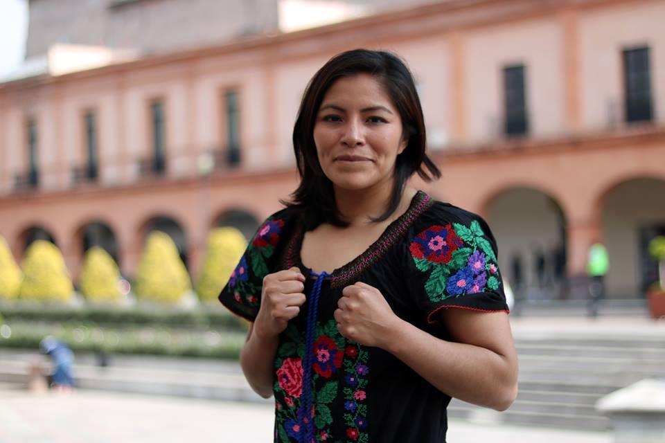 """CON EL BOXEO """"LA ROCA"""" ZAMORA ROMPIÓ LAS BARRERAS QUE IMPEDÍAN SUS SUEÑOS"""