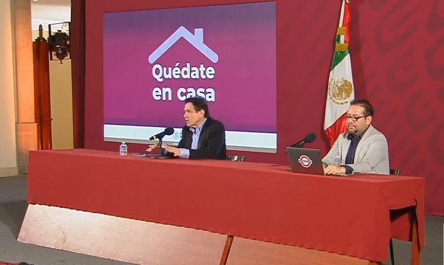 HAY 993 PERSONAS INFECTADAS CON COVID-19 EN MÉXICO