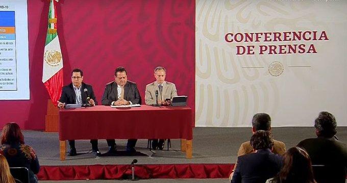 SÓLO 5 CASOS CONFIRMADO DE CORONAVIRUS EN MÉXICO Y 26 SOSPECHOSOS